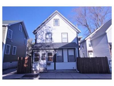 Single Family for sales at 8 Woodville Park  Boston, Massachusetts 02119 United States