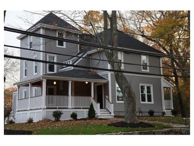 Single Family for sales at 318 Sherman Street  Canton, Massachusetts 02021 United States