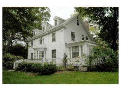 Multi Family for sales at 70 Brookledge  Boston, Massachusetts 02121 United States