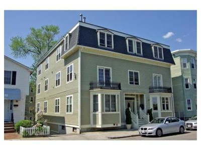 Co-op / Condo for sales at 8 Howell St  Boston, Massachusetts 02125 United States