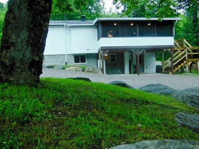 Bungalow for a-vendre at 439 Mtée Des Chevreuils  Chute-Saint-Philippe, Quebec J0W 1A0 Canada