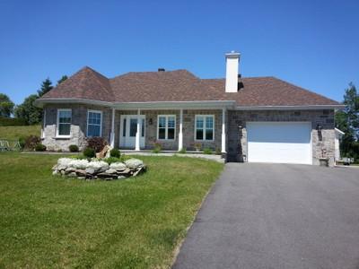 Bungalow for a-vendre at 506 Rue Des Pivoines  Mont-Laurier, Quebec J9L 3G3 Canada