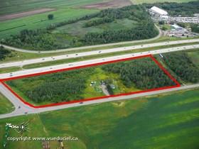 Terrain for a-vendre at Mtée Guénette  Mirabel, Québec J7J 2E2 Canada