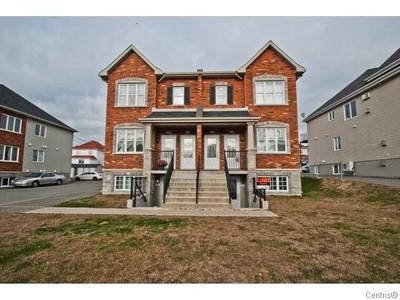 Condo / Maison de ville / Loft for a-vendre at 7131 Boul. Notre-Dame  Sainte-Dorothee, Quebec H7X 4G3 Canada