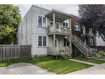 Multi-familial for a-vendre at 652 5e Avenue  Lachine, Quebec H8S 2W2 Canada