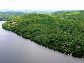 Terrain for a-vendre at 419 Ch. De Lac-Tremblant-Nord  Mont-Tremblant, Québec J8E 1E1 Canada