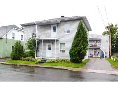 Multi-familial for a-vendre at 3811 Rue Angers  Jonquiere, Quebec G7X 2C1 Canada