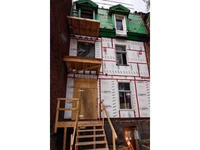 Condo / Maison de ville / Loft for a-vendre at 4152 Rue St-Urbain  Le Plateau Mont Royal, Quebec H2W 1V3 Canada
