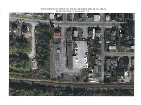 Commercial for a-vendre at 580 Boul. St-Charles  Drummondville, Québec J2C 4Y1 Canada