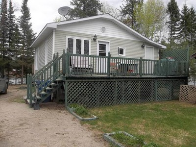 Bungalow for a-vendre at 3 Ch. Du Lac-Marc  Saint David De Falardeau, Quebec G0V 1C0 Canada