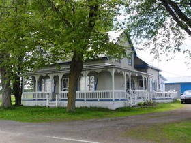 Ferme for a-vendre at 3241 Rg Ste-Marguerite  Saint-Maurice, Québec G0X 2X0 Canada