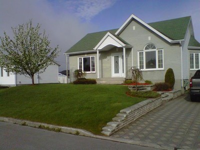 Bungalow for a-vendre at 316 Rue Munger  Saint David De Falardeau, Quebec G0V 1C0 Canada