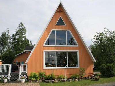 Unifamiliale for a-vendre at 442 9e Ch. Du Lac-Sébastien  Saint David De Falardeau, Quebec G0V 1C0 Canada