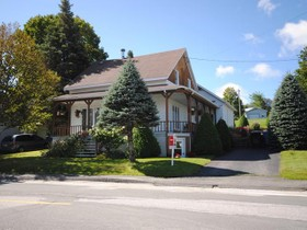 Ferme for a-vendre at 121 Rue Principale  Saint-Fortunat, Québec G0P 1G0 Canada