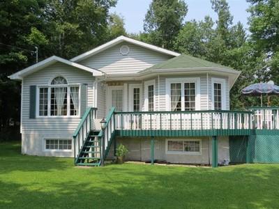 Bungalow for a-vendre at 533 Ch. Des Quatorze-Îles  Saint-Hippolyte, Quebec J8A 1X8 Canada