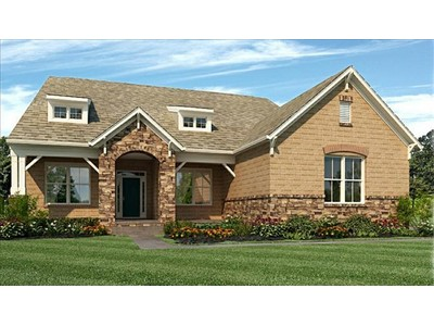 Single Family for sales at Springs At Lenah - Inverness 24480 Lenah Trails Place Aldie, Virginia 20105 United States