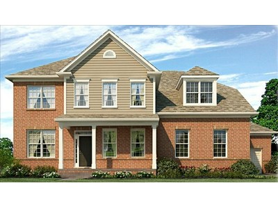 Single Family for sales at Springs At Lenah - Cotswold 24480 Lenah Trails Place Aldie, Virginia 20105 United States
