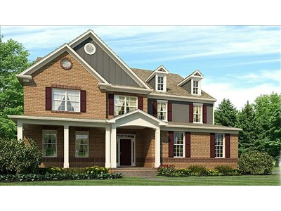 Single Family for sales at Springs At Lenah - Manchester 24480 Lenah Trails Place Aldie, Virginia 20105 United States