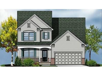 Single Family for sales at Bentley Park - Hampden Iii 14205 Bentley Park Drive Laurel, Maryland 20707 United States