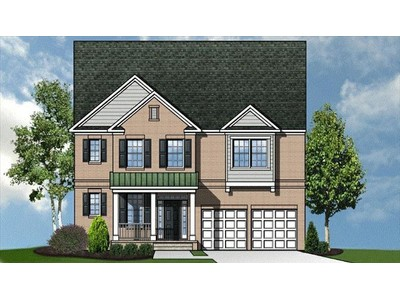 Single Family for sales at Centennial Overlook - Pembrooke Iii 9725 Old Annapolis Road Ellicott City, Maryland 21042 United States