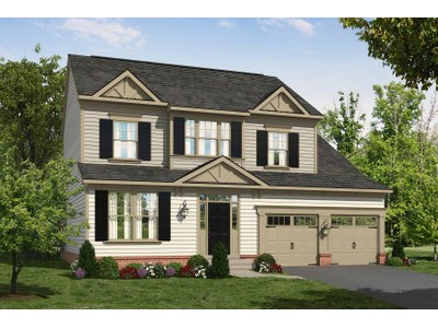 Single Family for sales at Belmont Glen Village-Wesley  Ashburn, Virginia 20148 United States