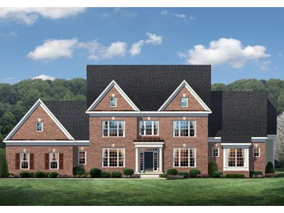 Single Family for sales at Waterford Creek-The Pinehurst 16146 Waterford Creek Circle Hamilton, Virginia 20158 United States