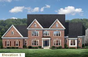 Single Family for sales at Shaker Knolls-The Pinehurst 1142 Shaker Woods Rd. Herndon, Virginia 20170 United States