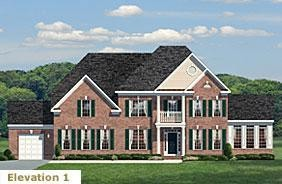 Single Family for sales at Loudoun Oaks-Cypress Ii 18806 Silcott Springs Rd. Purcellville, Virginia 20132 United States
