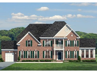 Single Family for sales at Waterford Creek-Cypress 16146 Waterford Creek Circle Hamilton, Virginia 20158 United States