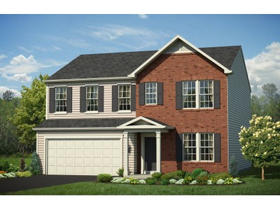 Single Family for sales at Stafford Lakes Village - Bancroft 601 Village Pkwy Fredericksburg, Virginia 22406 United States
