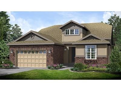 Single Family for sales at Residence 4511 26909 E. Irish Place Aurora, Colorado 80016 United States