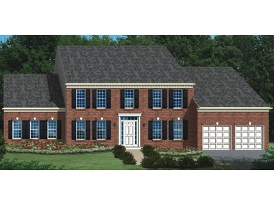 Single Family for sales at Classic Homes Of Maryland - Custom Build On Your Lot (Ellico - The Mclean  Ellicott City, Maryland 21042 United States