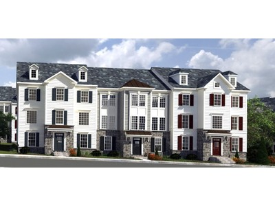 Single Family for sales at Falls Grove - The Roxbury Virginia 28 & Yorkshire Ln Manassas, Virginia 20111 United States