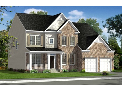 Single Family for sales at Marlboro Crossing - Pinewood Ii Selling Off Site Cheltenham, Maryland 20623 United States