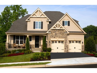 Single Family for sales at Buchanan 1900 Antero Court Frederick, Maryland 21702 United States
