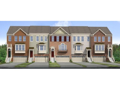 Multi Family for sales at Colonial Forge Townhomes - St. Michaels Ii 42 Mica Way Stafford, Virginia 22554 United States