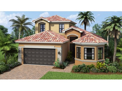 Single Family for sales at Marbella Isles - Chandon Grande Riverstone Models And Sales Center Naples, Florida 34119 United States