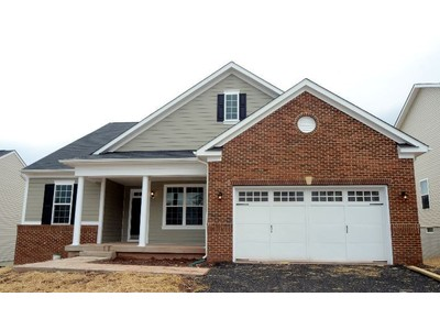 Single Family for sales at Tuscarora Creek - The Carroll 2031 Butterfield Overlook Frederick, Maryland 21702 United States