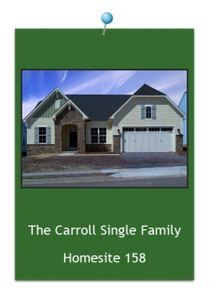 Single Family for sales at The Carroll 2053 Wilcox Valley Dr. Frederick, Maryland 21702 United States