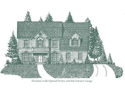 Single Family for sales at Tantallon Preserve - Nottingham 13307 Washington Terrace Fort Washington, Maryland 20744 United States