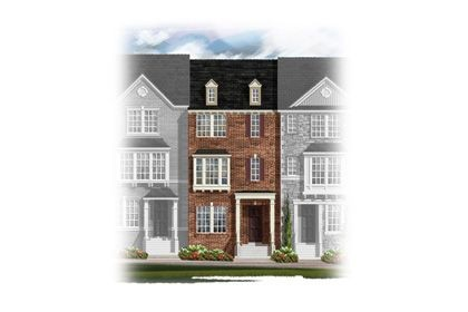 Multi Family for sales at The Towns At Summit Hall Reserve - Plan 1850 139 Fairbanks Gaithersburg, Maryland 20877 United States