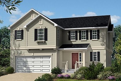 Single Family for sales at Stonewell - Plan 2302 Modeled 12119 Mustard Seed Court Waldorf, Maryland 20601 United States