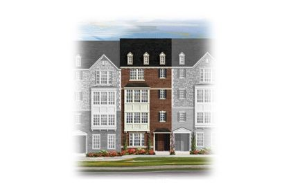 Multi Family for sales at East Gate Condominiums - Plan 2643 25563 Feltre Terrace Chantilly, Virginia 20152 United States