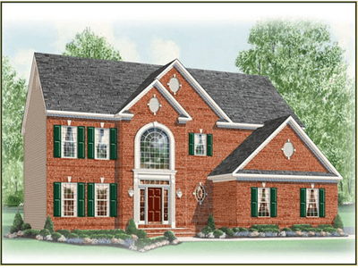 Single Family for sales at Turnbury Run - The Bristol Disney Rd. & Stanley Ln. Severn, Maryland 21144 United States
