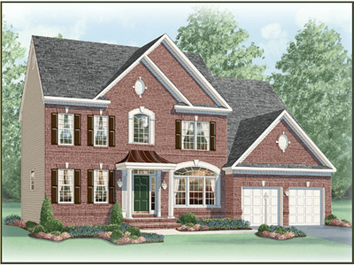 Single Family for sales at Turnbury Run - The Plymouth Disney Rd. & Stanley Ln. Severn, Maryland 21144 United States
