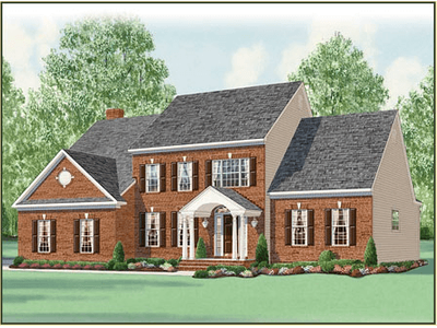 Single Family for sales at Governor's Reserve - The Devonshire 600 Churchill Circle Davidsonville, Maryland 21035 United States
