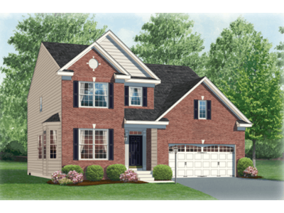 Single Family for sales at Stonepointe - The Randolph 7805 Silver Moon Court Severn, Maryland 21144 United States