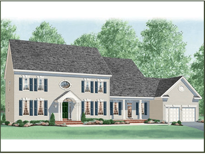 Single Family for sales at Governor's Reserve - The Yarmouth 600 Churchill Circle Davidsonville, Maryland 21035 United States