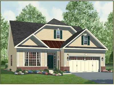 Single Family for sales at Stonepointe - The Chester 7805 Silver Moon Court Severn, Maryland 21144 United States