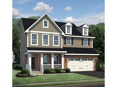 Single Family for sales at Stonepointe - The Jamestown 7805 Silver Moon Court Severn, Maryland 21144 United States